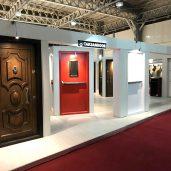 هشتمین نمایشگاه بین المللی درب و پنجره